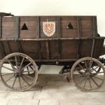 un chariot du XVè
