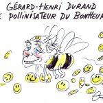 gérard henri le pollinisateur
