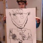 Adrien-dessin fini