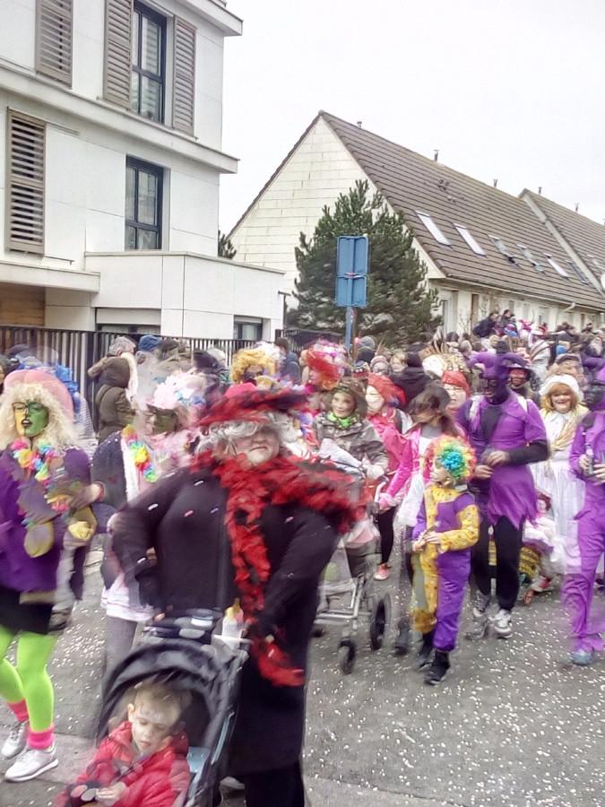 La maison du cirque fait carnaval les maisons des - Maison des enfants de la cote d opale ...