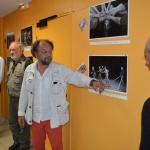 """Inauguration de l'exposition """"L'émotion va plus vite que la pensée"""""""