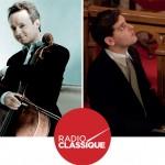 Le concert de Marc Coppey et Aurélien Pontier en écoute sur notre podcast Happy Culture