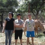 Trois petits blancs en Afrique