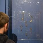 """Visite de l'exposition """"Il était une fois..."""" par trois Maisons de notre institution"""