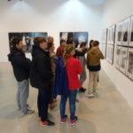 Visite du Fonds Régional d'Art Contemporain par le Centre de Jour