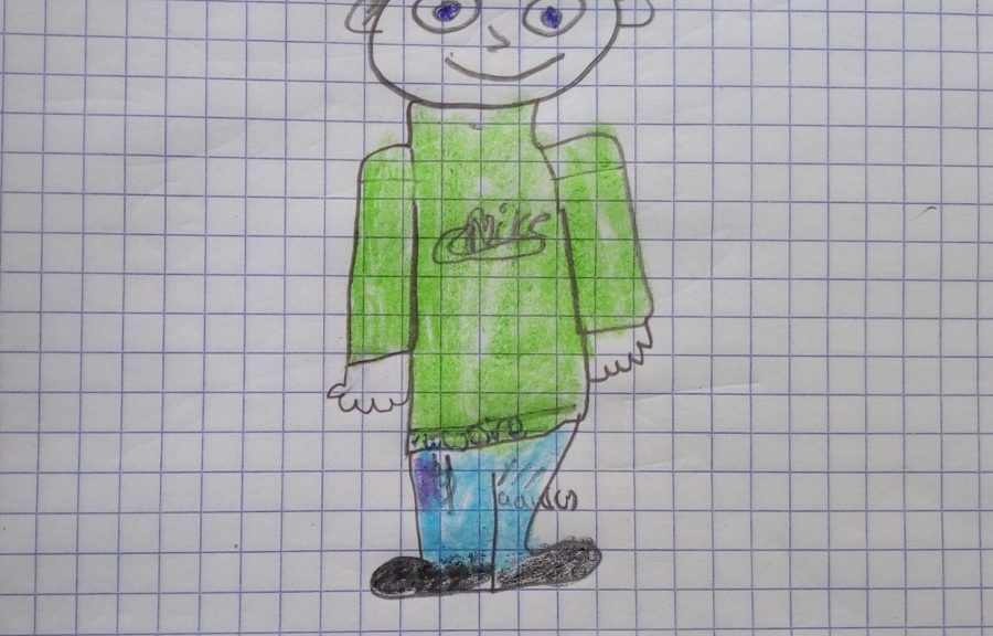 dessin julien