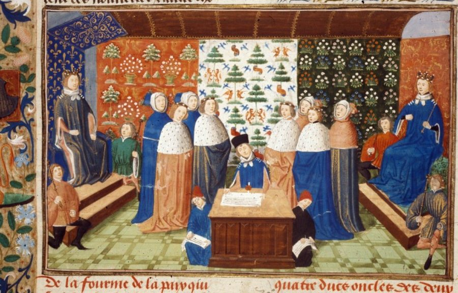 Charles_VI_and_Richard_II_sign_truce_copy