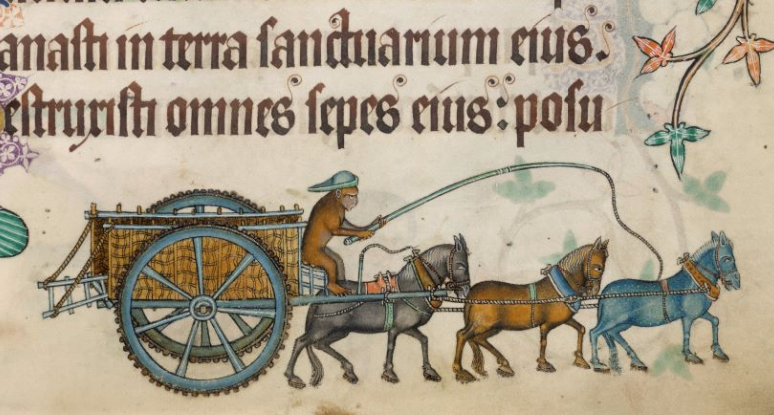 medieval-traffic-problems