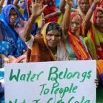 """Lettre de Shila : """"Le combat des femmes de Plachimada au Kerala contre Coca Cola"""""""