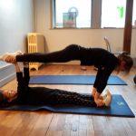 La Maison du Sport et du bien-être à la découverte du Yoga