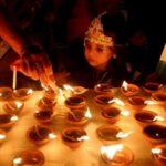 "Lettre de Shila : ""Happy Diwali"""