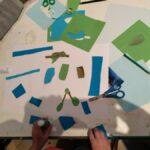 Terre/mer, vert/bleu : la couleur de l'eau pose une colle à la Maison Vive