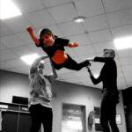 La Maison de la Danse en mode acrobatie aérienne