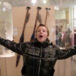"""Lettre de Shila : """"Muse musée"""""""