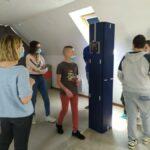 A l'improviste (images de l'atelier arts plastiques du Centre de jour, séance du 18 mai)