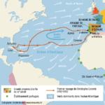 """Lettre de Shila : """"La carte et le territoire (histoire de Christophe Colomb)"""""""