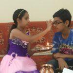 "Lettre de Shila : ""Raksha bandhan ou Rakhi fête de la fraternité"""