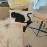 La Maison Vive crée des masques à attraper les souris